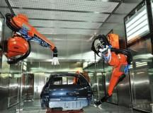 机器人为塑料加工业增效节能