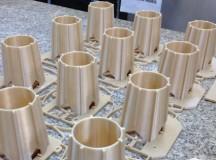 3D打印卫星天线 工程塑料开启太空之旅