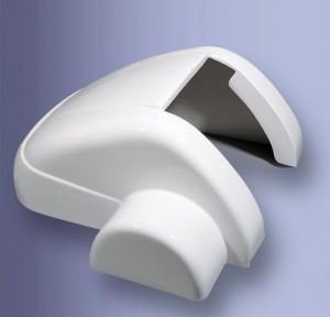 大型医疗器械塑料外壳的滚塑成型设备