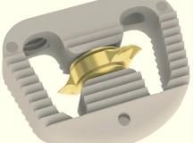 锥间融合器系统:生物相容PEEK替代钛合金