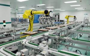 """东莞首个无人工厂开建:2000""""员工""""中有1800机器人"""