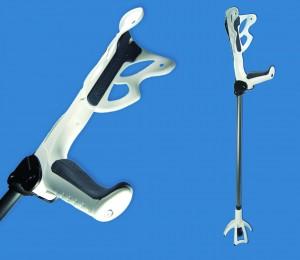 多种TPE配混料成就安全舒适的助行器