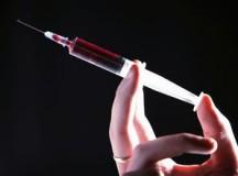 """""""小蚊子""""注射器让患者给自己打针"""