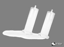 COP预灌封注射器的成型技术