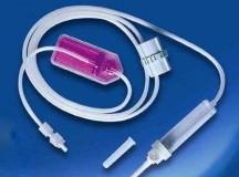聚氯乙烯和聚烯烃热塑性弹性体输液器对4种常用注射液稳定性及吸附性影响